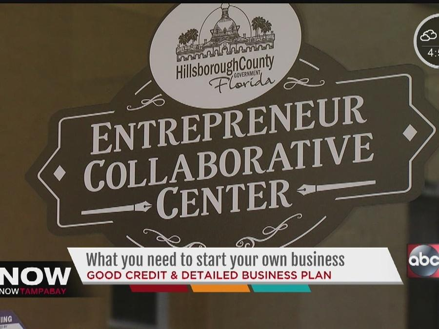Get help starting your own business: Hillsborough County business experts weigh in
