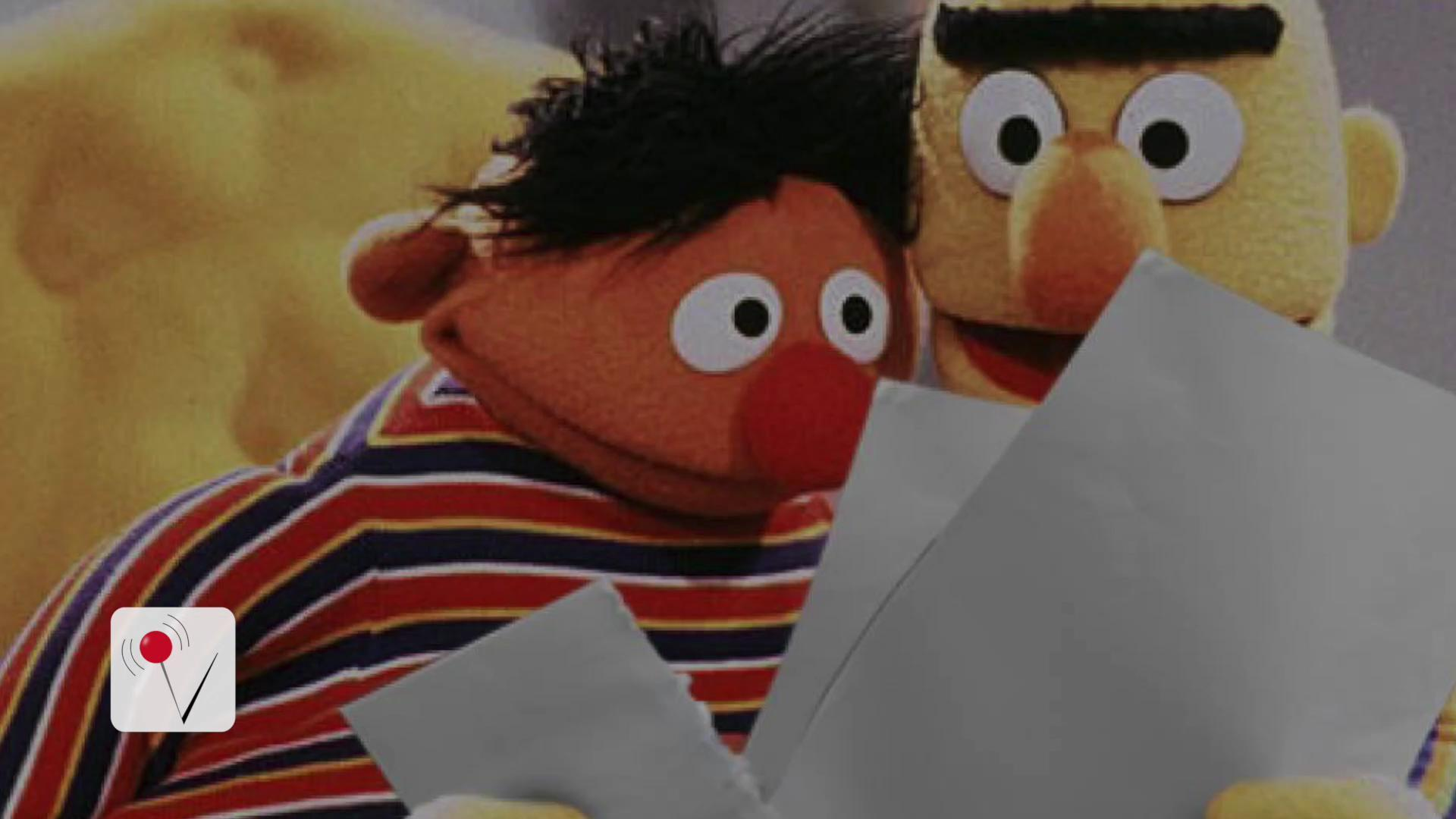 Sesame Street's 'Bert and Ernie' Face of STD Testing App
