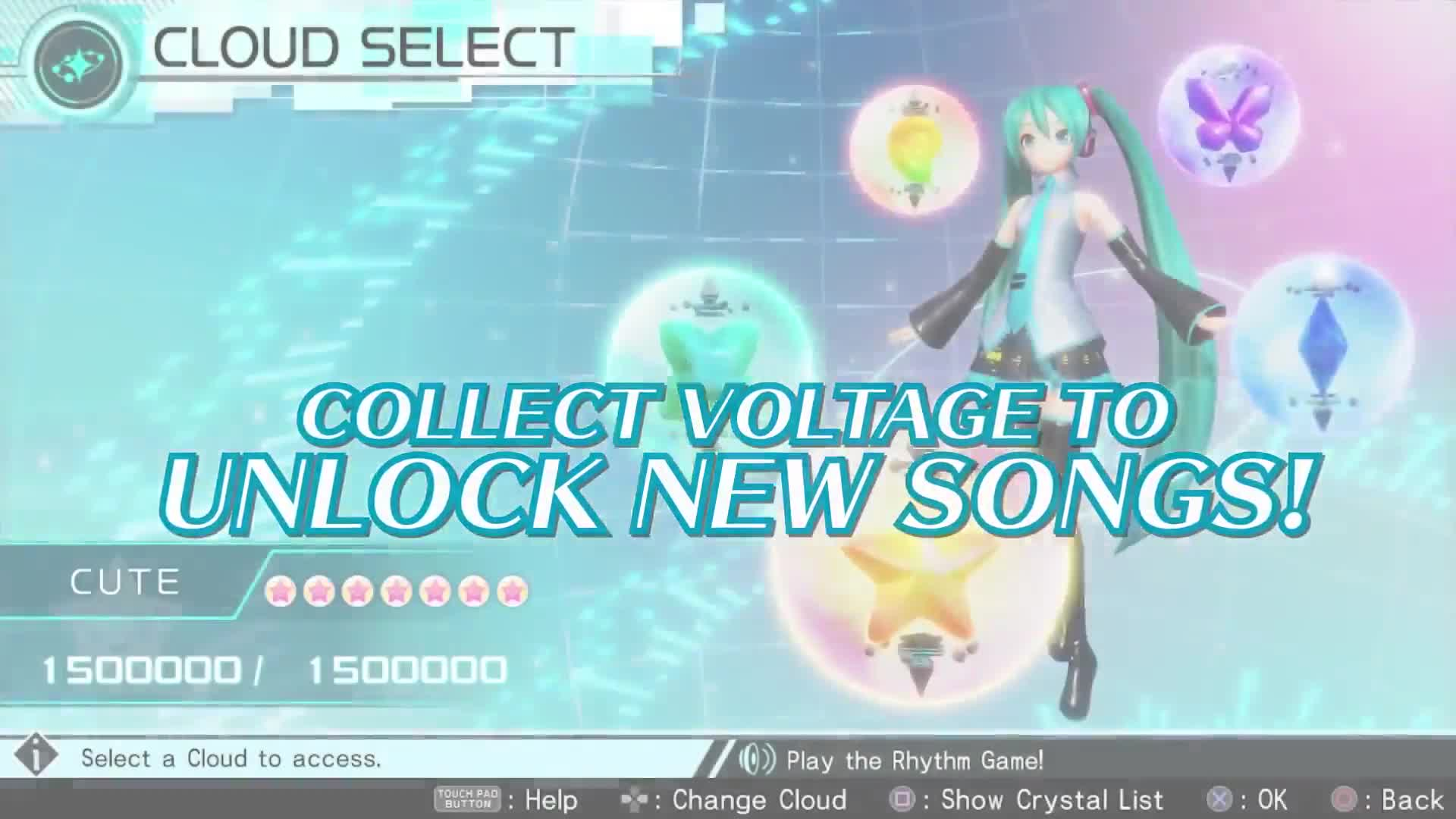 Hatsune Miku: Project DIVA X - Help Restore Light Trailer