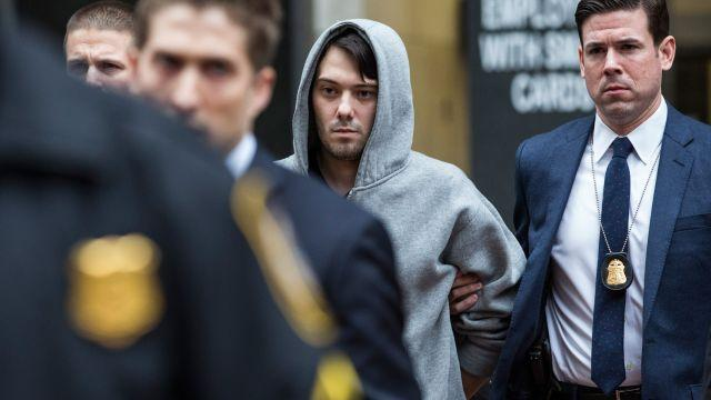 Martin Shkreli Could Have More Beef With the Feds