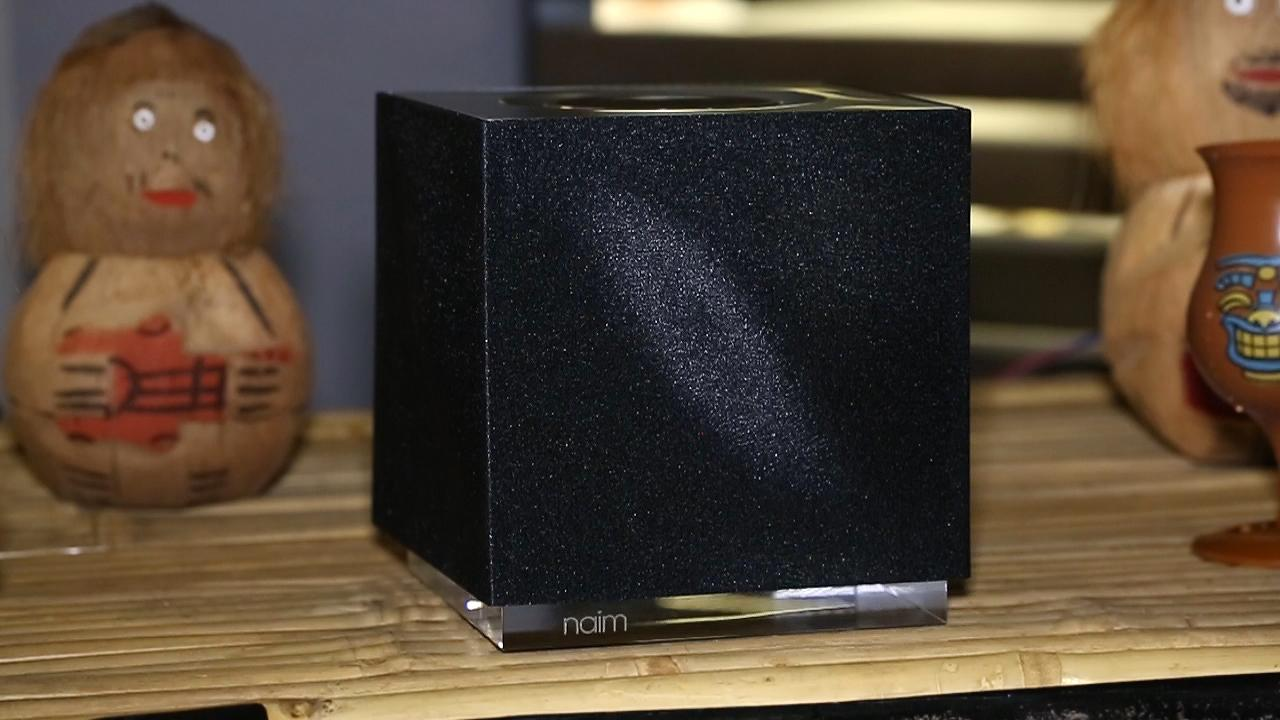 Naim mu-so wireless speaker looks a million bucks