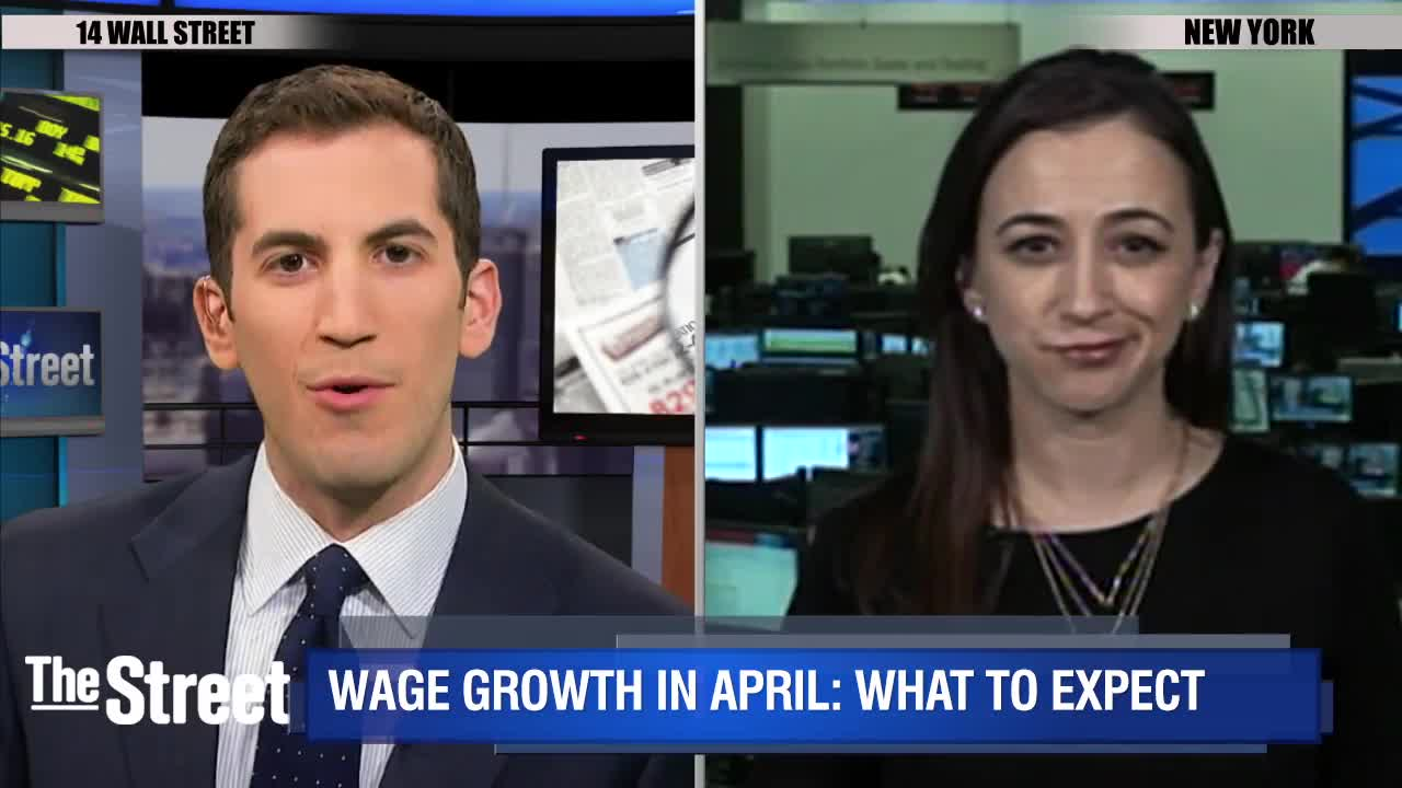 3 Things to Watch in Friday's April Jobs Report