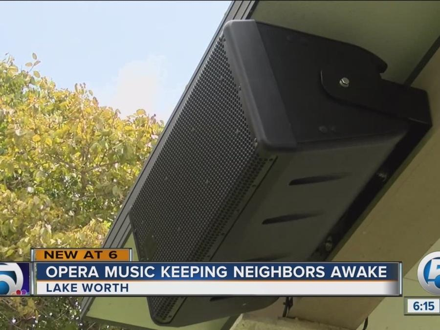 Opera music in Lake Worth