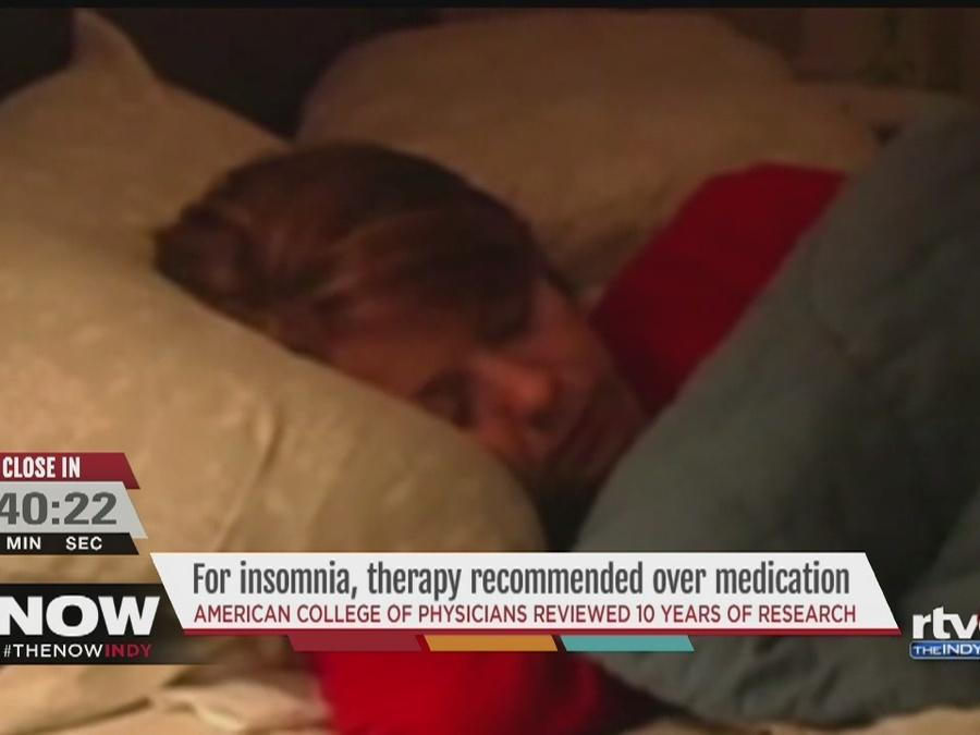 WATCH: Reclaim your sleep cycle with this new insomnia recommendation
