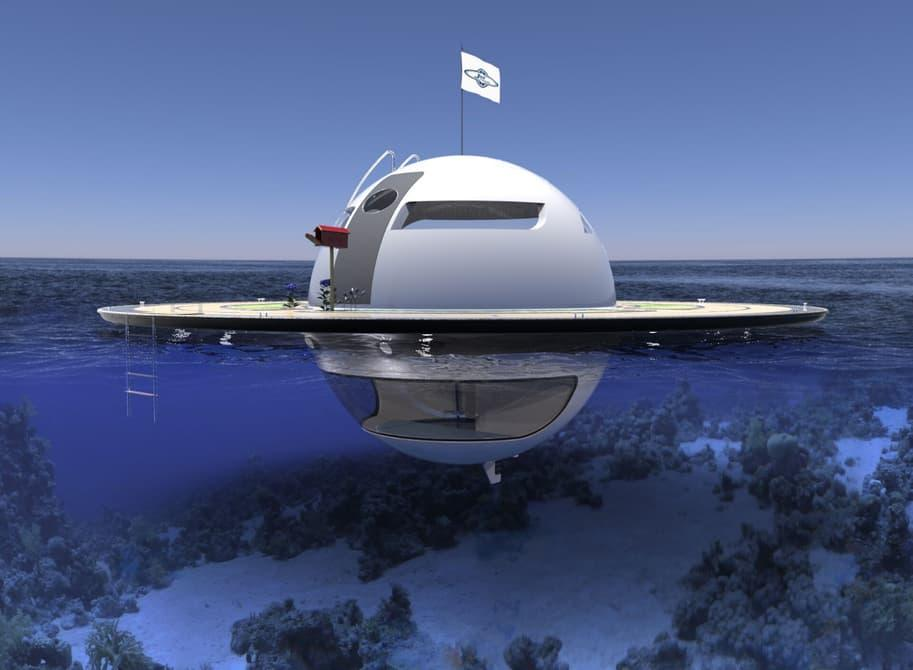 Tiny homes turn to the sea in this pod ship concept (Tomorrow Daily 358)