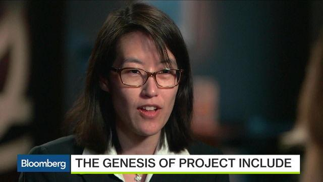 Ellen Pao's Push for Diversity in Tech