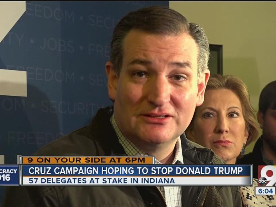 Indiana primary could be make-or-break for Ted Cruz