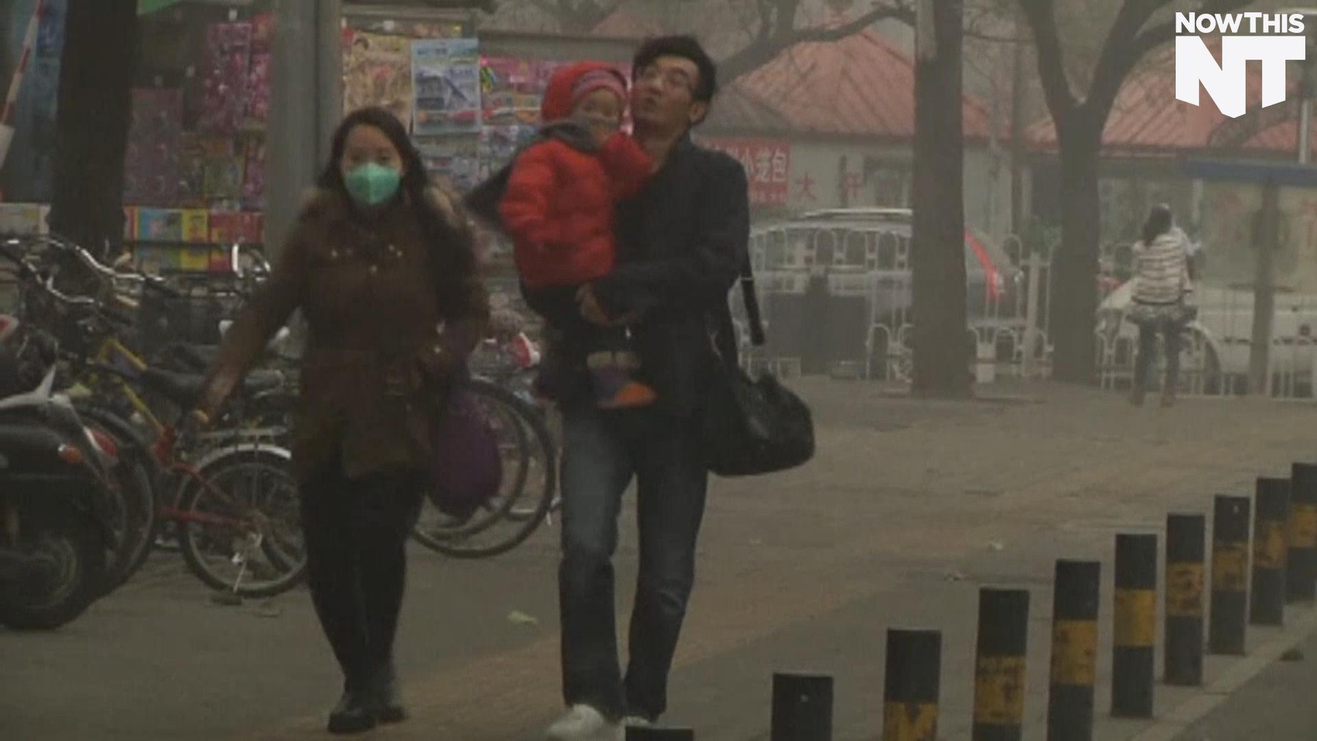 Two Aussies Are Selling Clean Air To Pollution-Ridden China