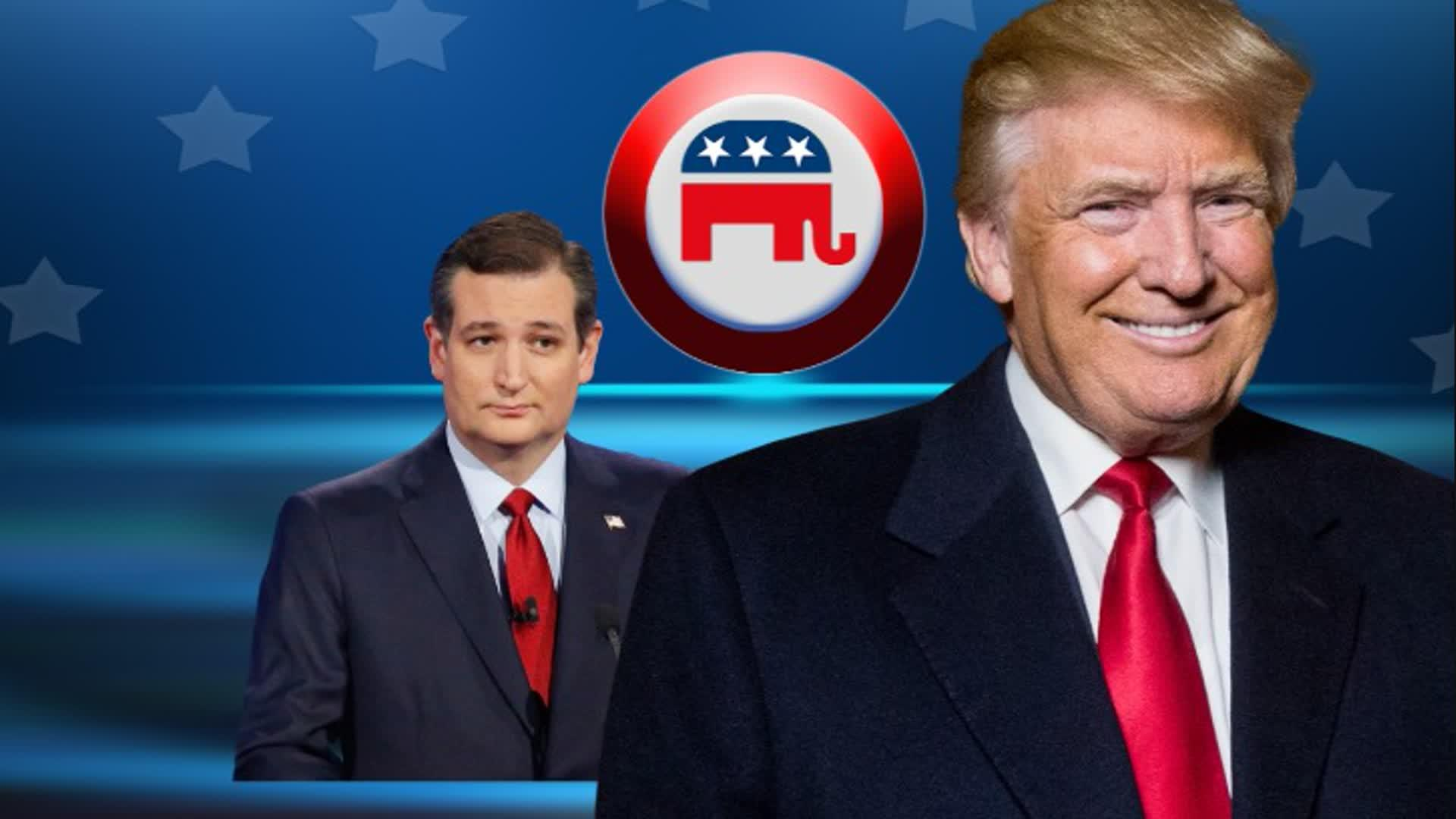 Cruz Drops WH Bid; Trump Virtually Clinches Nod