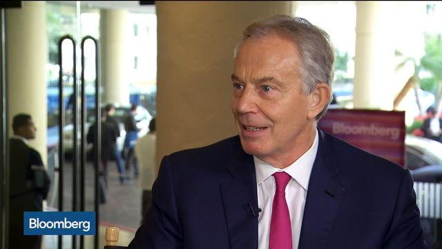 Blair on Brexit -- a 'Foolish Risk to Take'