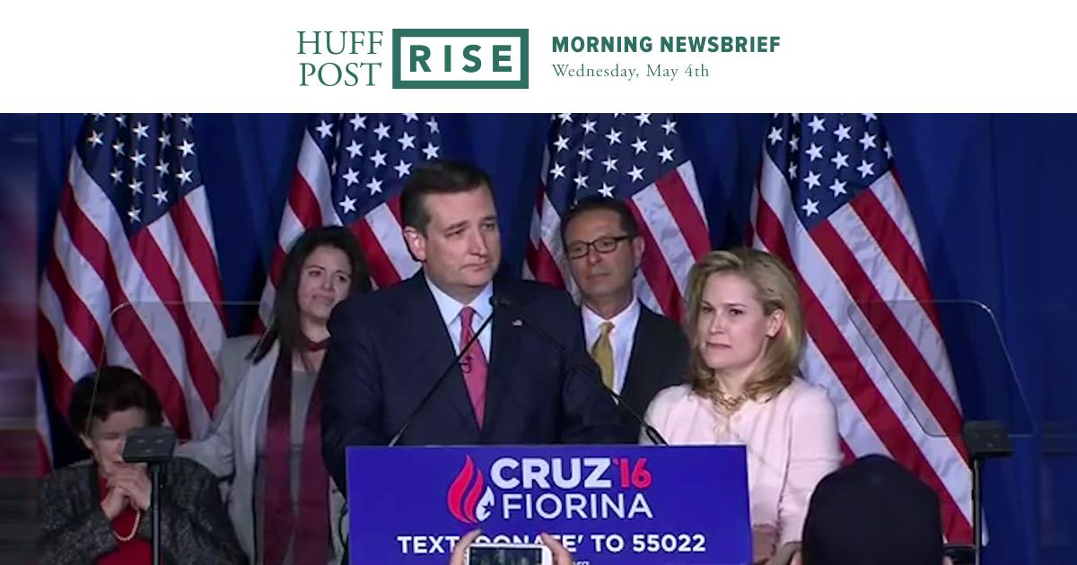 HuffPost RISE News Brief May 4