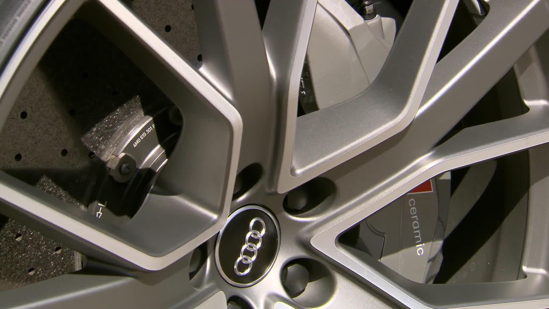 Audi SQ7 TDI Exterior Design
