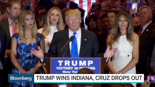 Trump Romps, Cruz Done, Sanders Surprises in Indiana