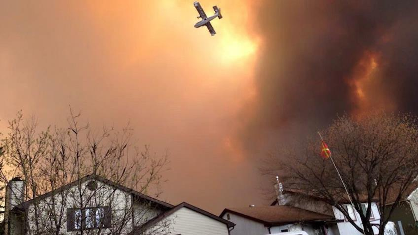 Fort McMurray evacuees 'hope for the best' but focused on safety