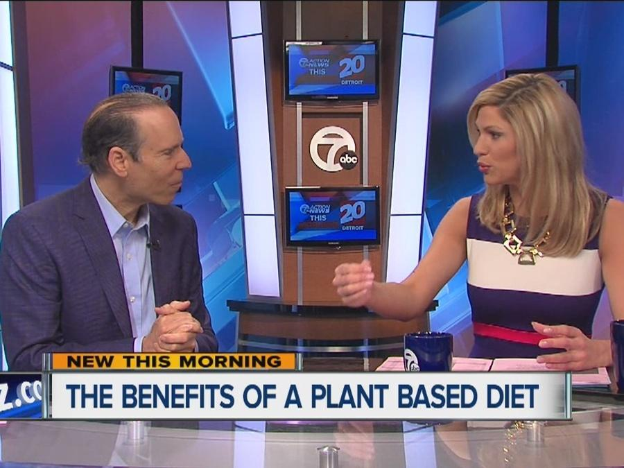 Dr. Joel Fuhrman talks about the benefits of a plant based diet