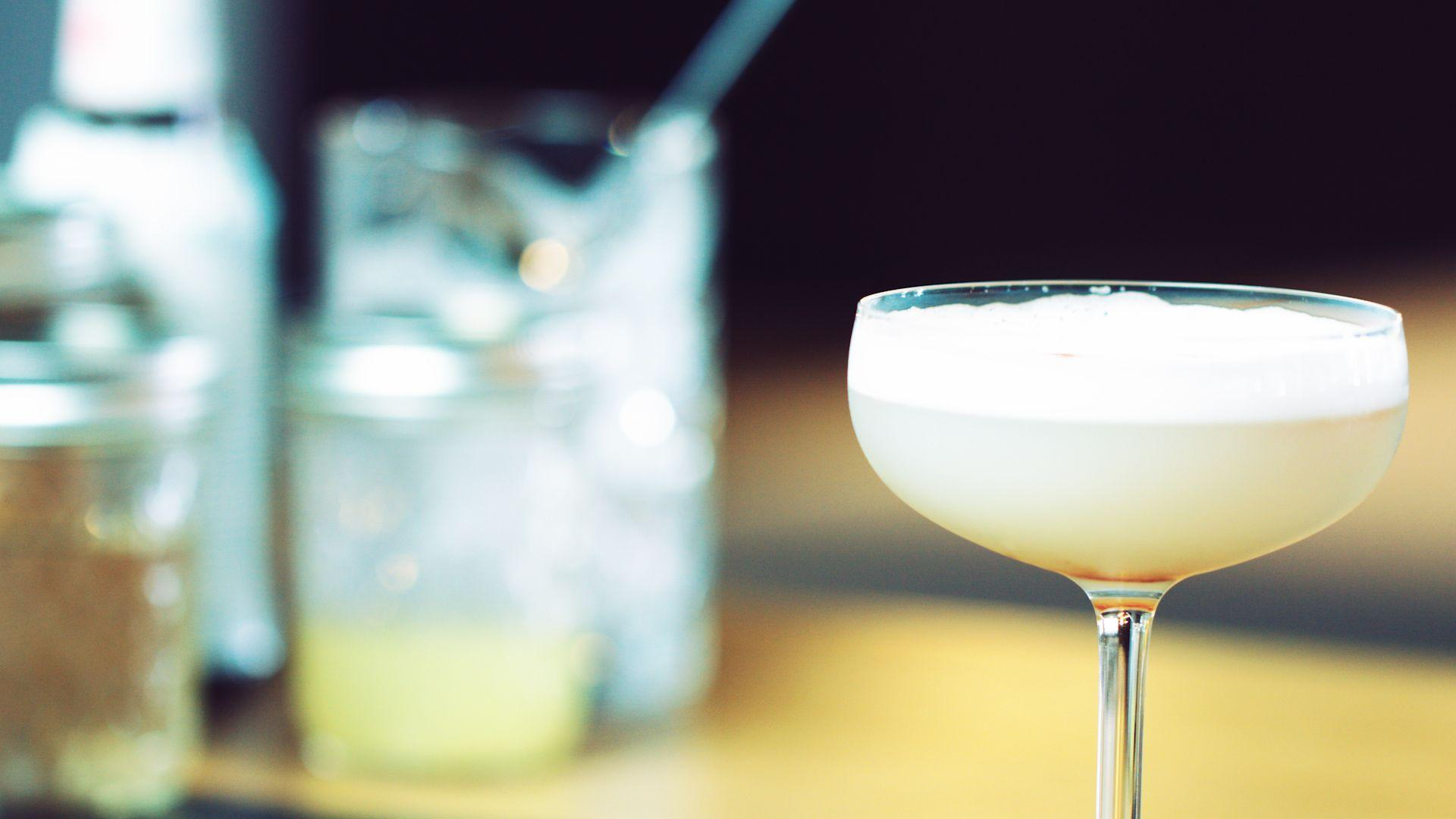 Don't Throw Away That Chickpea Water: Make a Cocktail Instead
