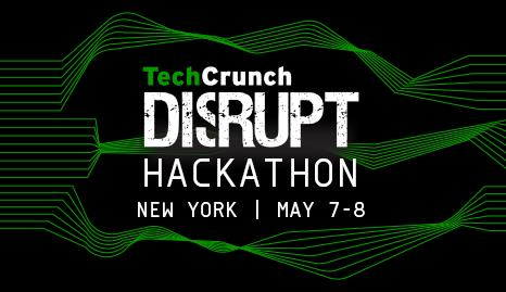 TechCrunch Disrupt NY Hackathon