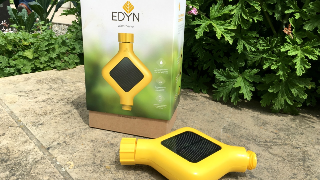 Edyn's Smart Soil Sensors Water While You Are Away