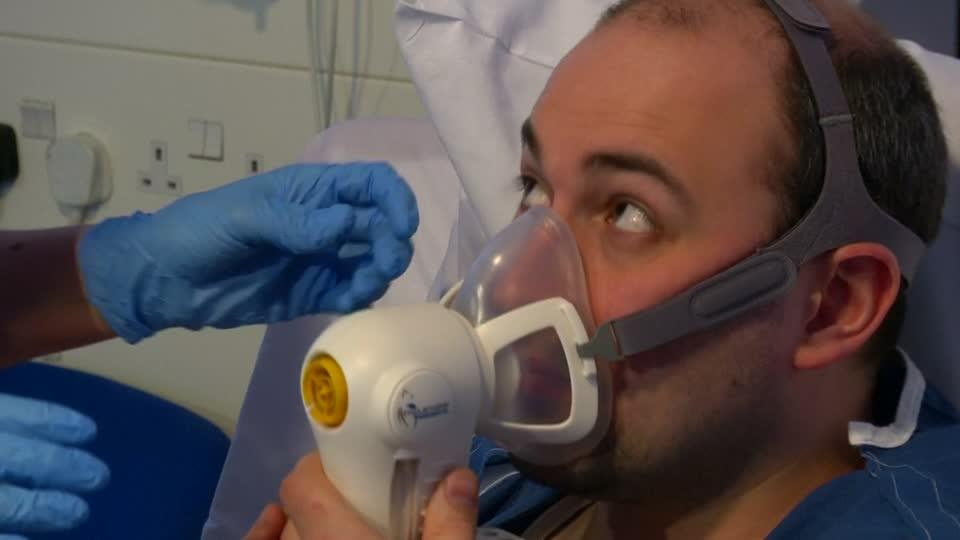 Lung Cancer Breathalyzer in UK Clinical Trials