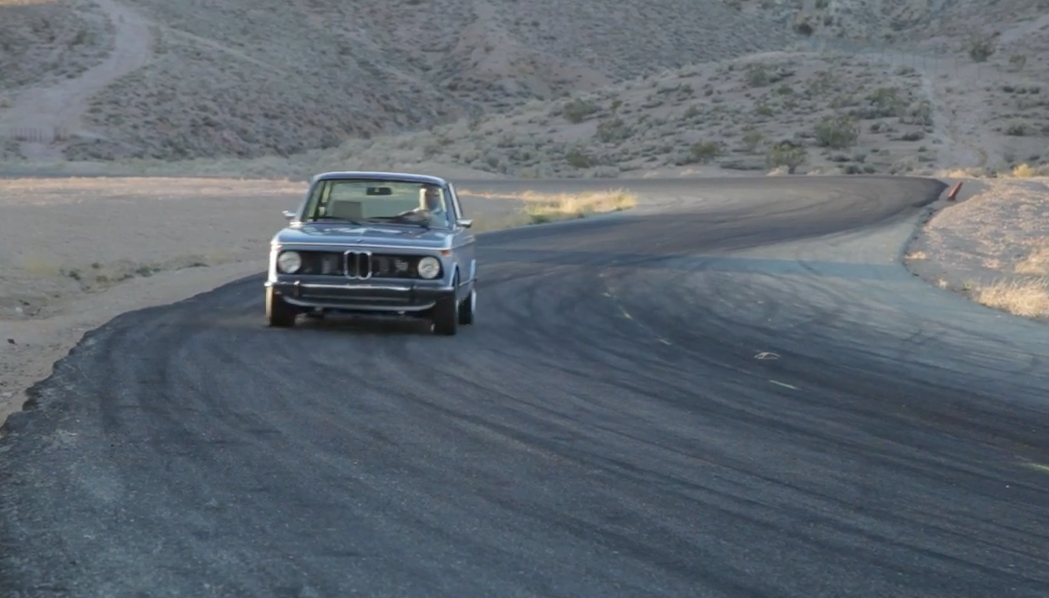 The BMW 2002 Is an Icon