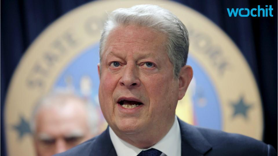 Al Gore: Trump's View on Climate Change Is Worrisome
