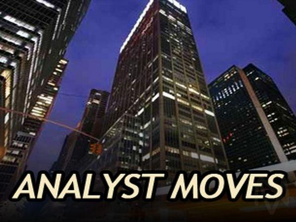 S&P 500 Analyst Moves: LRCX