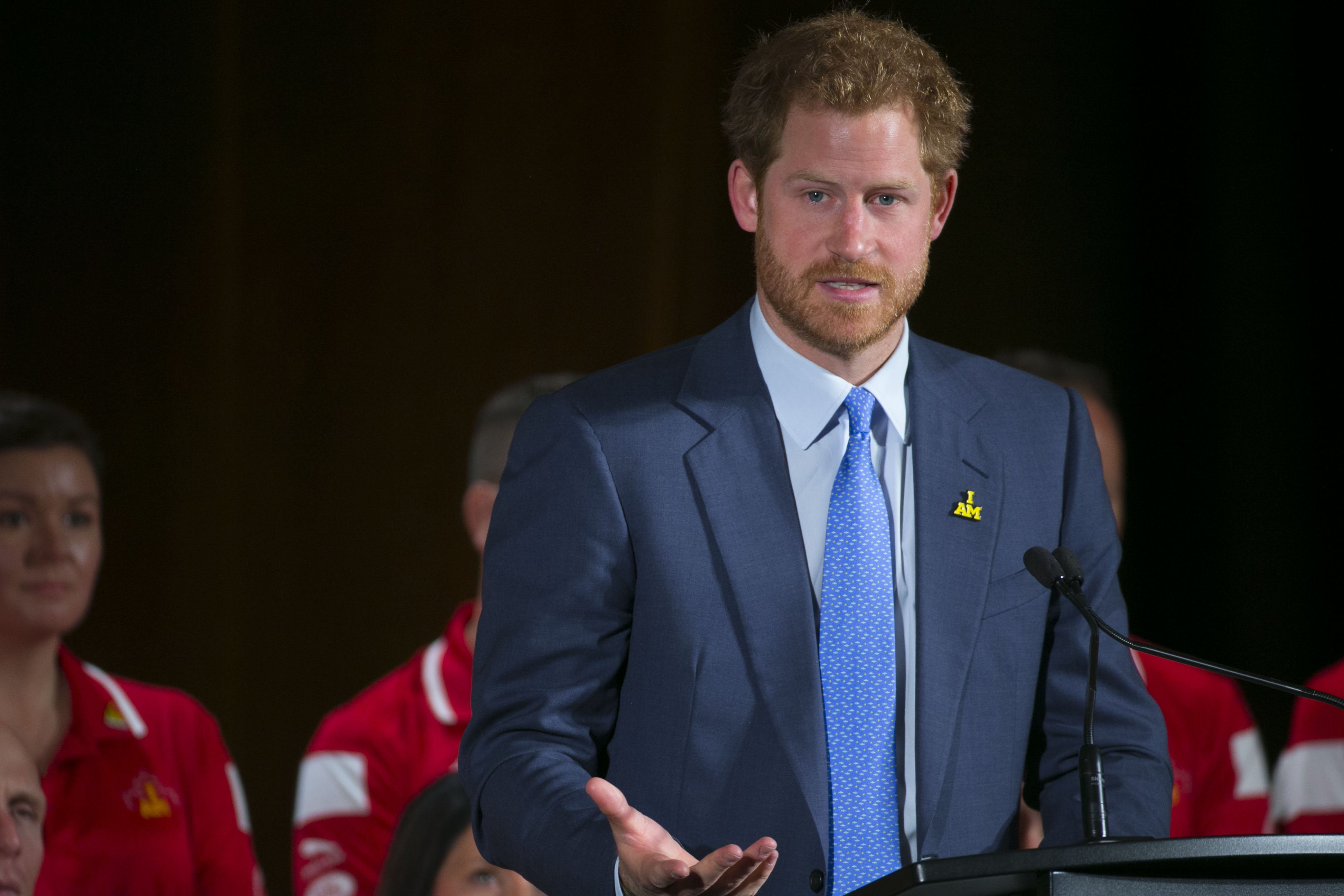 Prince Harry Opens Up About His Mom in People Magazine Interview