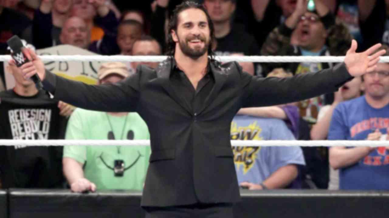 Seth Rollins Returns to Raw