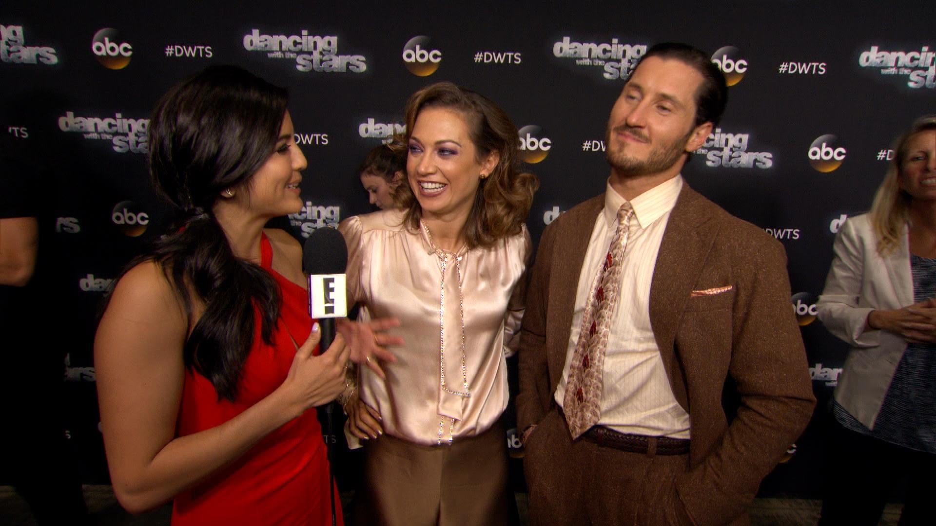"Ginger Zee Hits the ""DWTS"" Dance Floor After Injury"