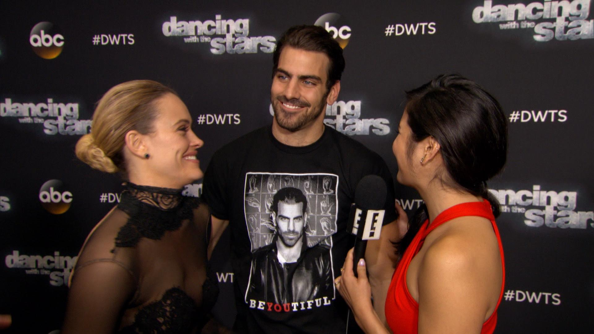 "Nyle DiMarco Brings Crowd to Tears on ""Dancing"""