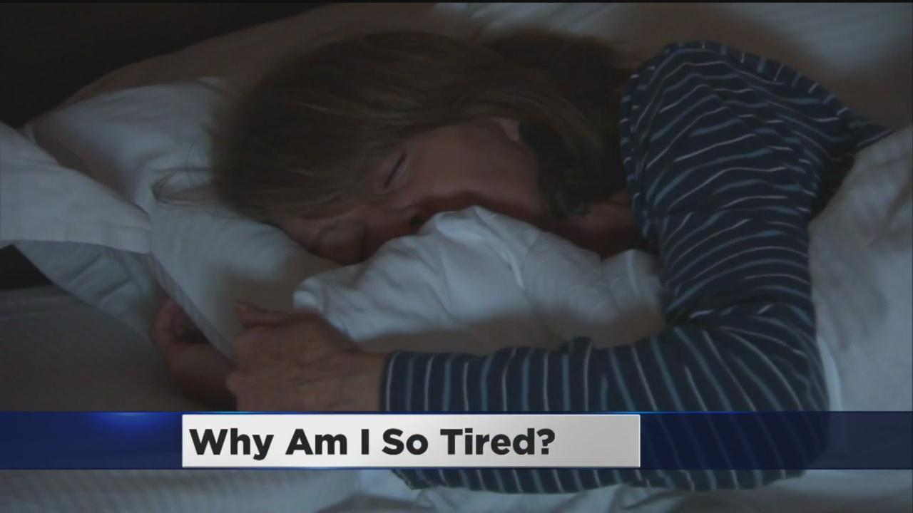 11 Reasons Why You're Feeling Tired All The Time