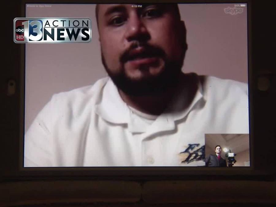 """George Zimmerman KTNV Exclusive: """"I don't think anyone in their right mind would ever want to be in this position."""""""