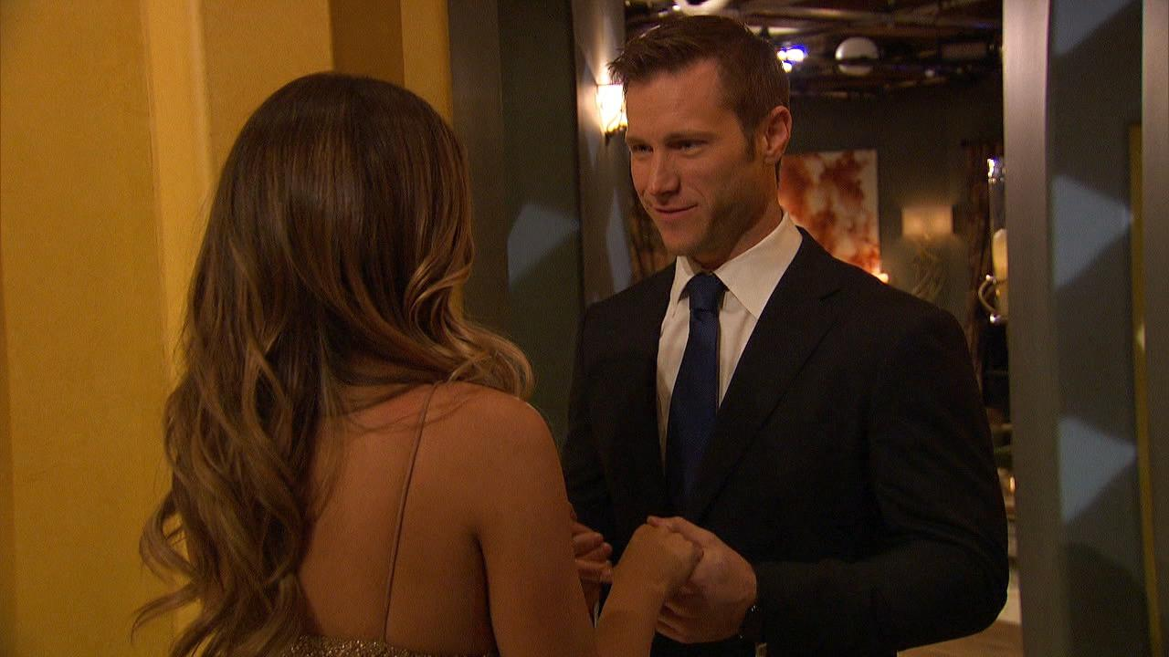 Jake Pavelka Surprises JoJo at the Mansion