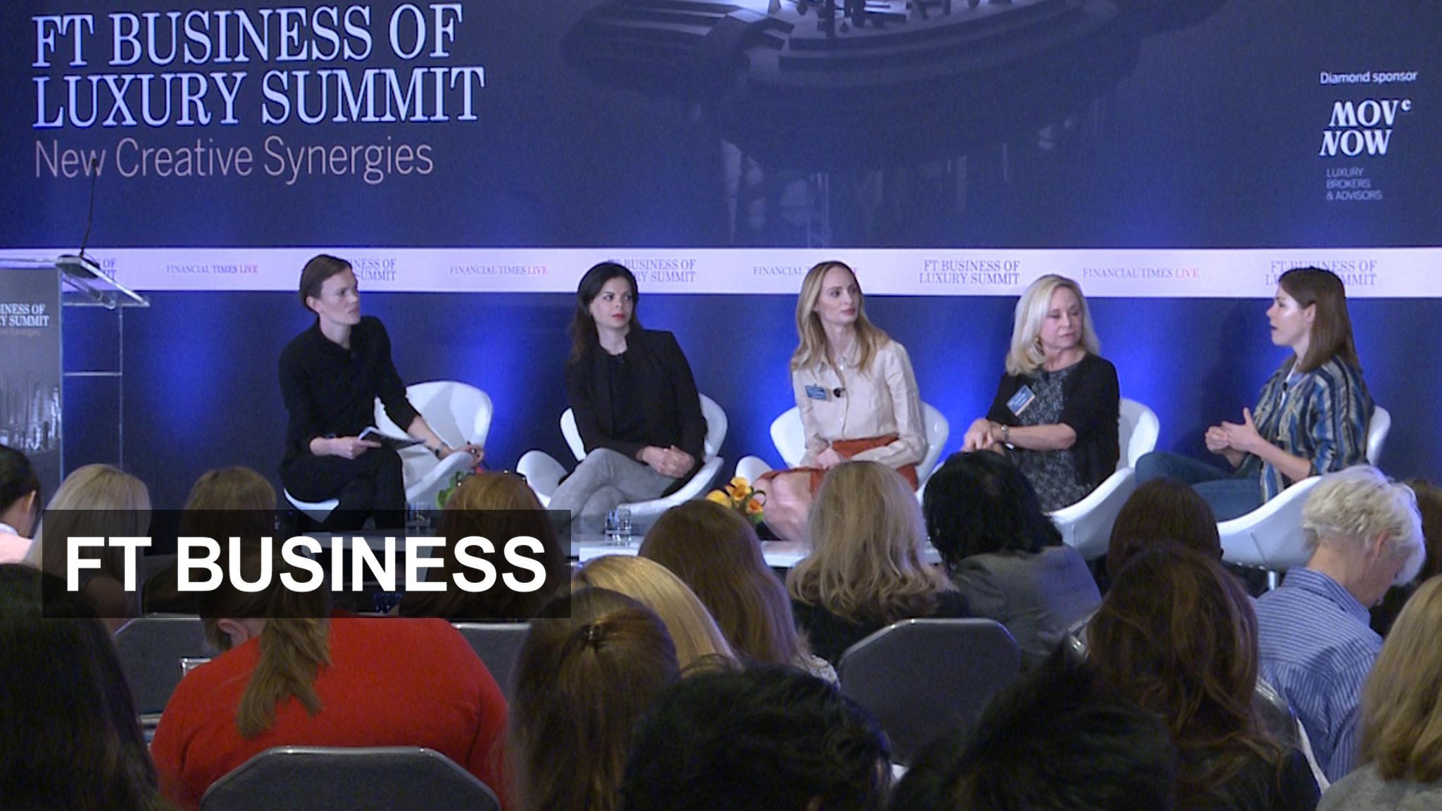 Tech companies disrupt luxury