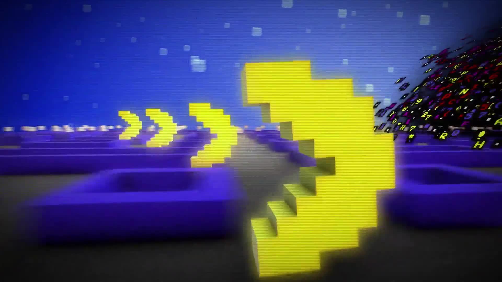 Pac-Man 256 - Consoles Trailer