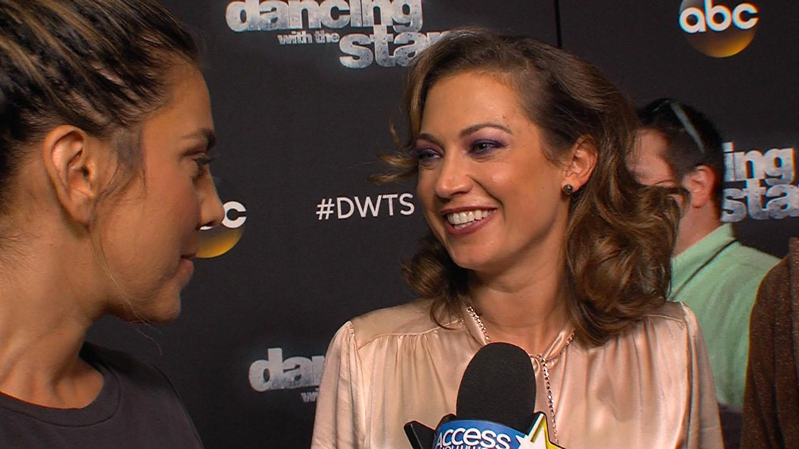 Ginger Zee Gives Update On Her Injuries Before 'DWTS' Season 22 Finale