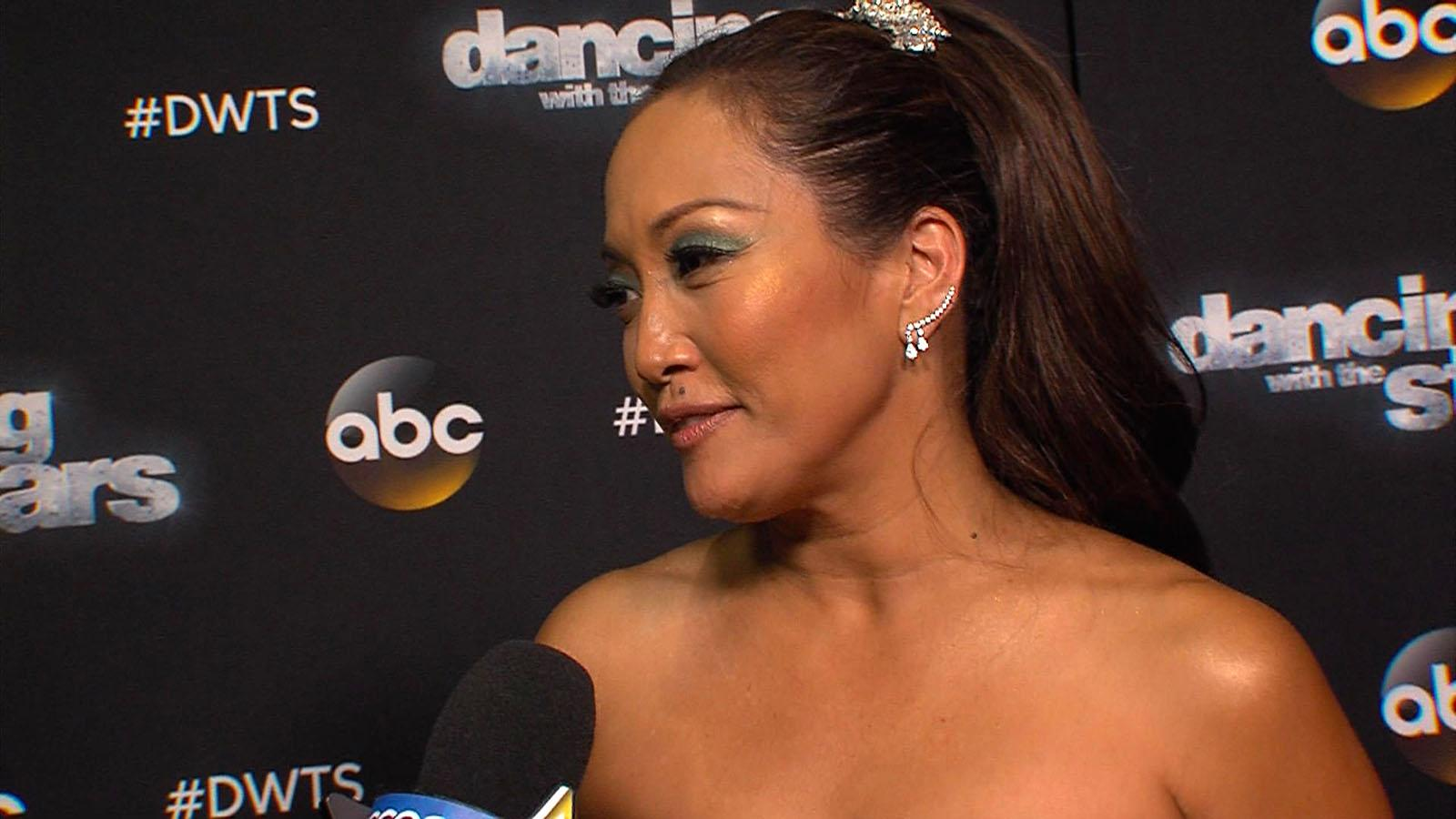Carrie Ann Inaba On 'DWTS'' Final 3: 'It's Anyone's Game'