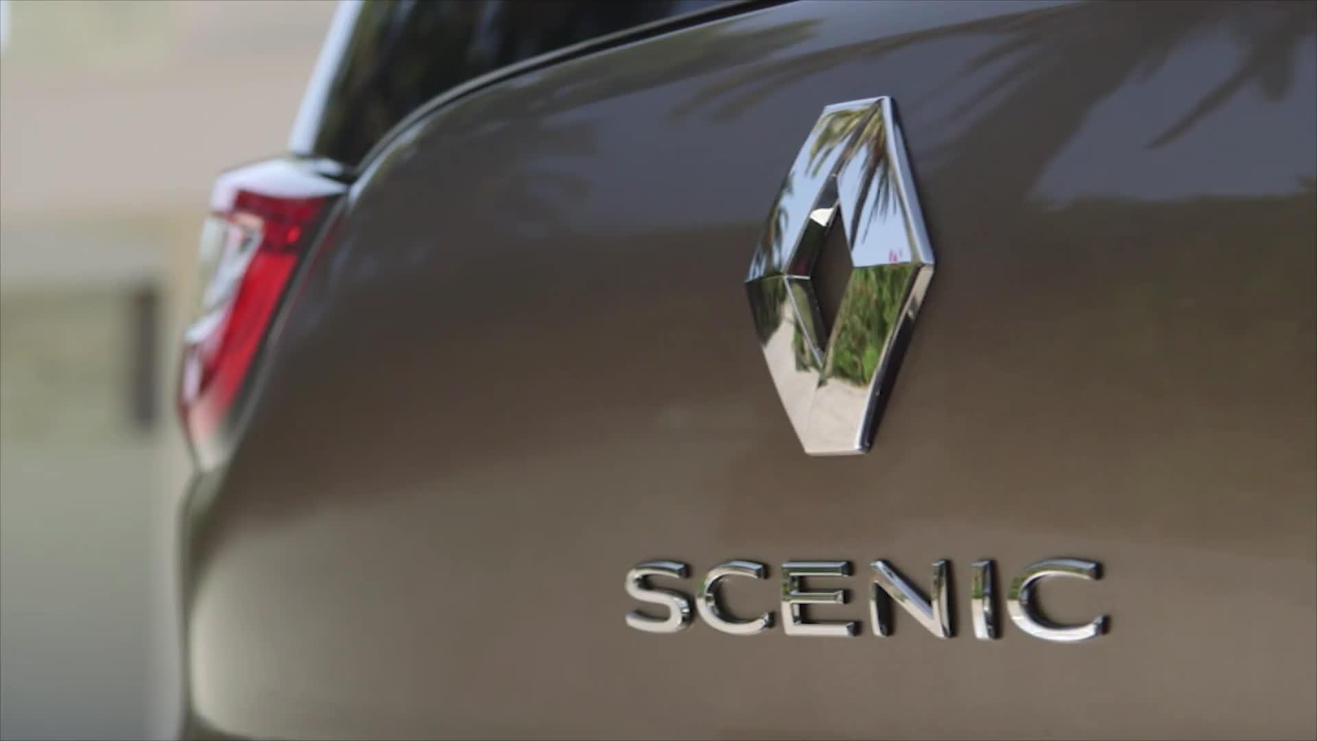 New 2016 Renault GRAND SCENIC Design Preview