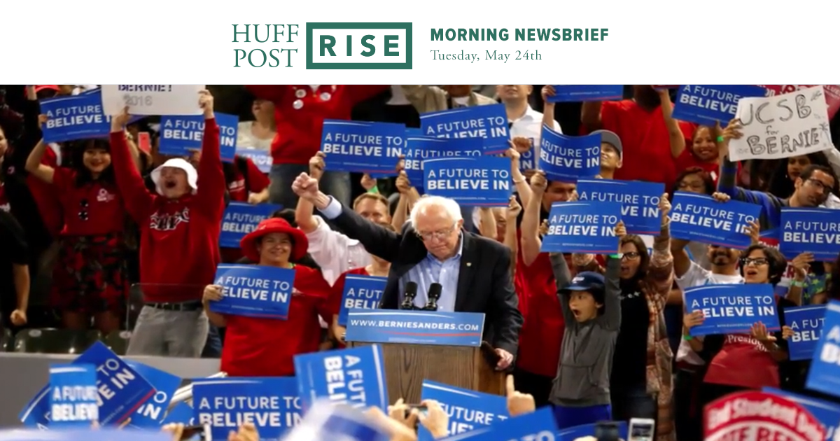 HuffPost RISE News Brief May 24
