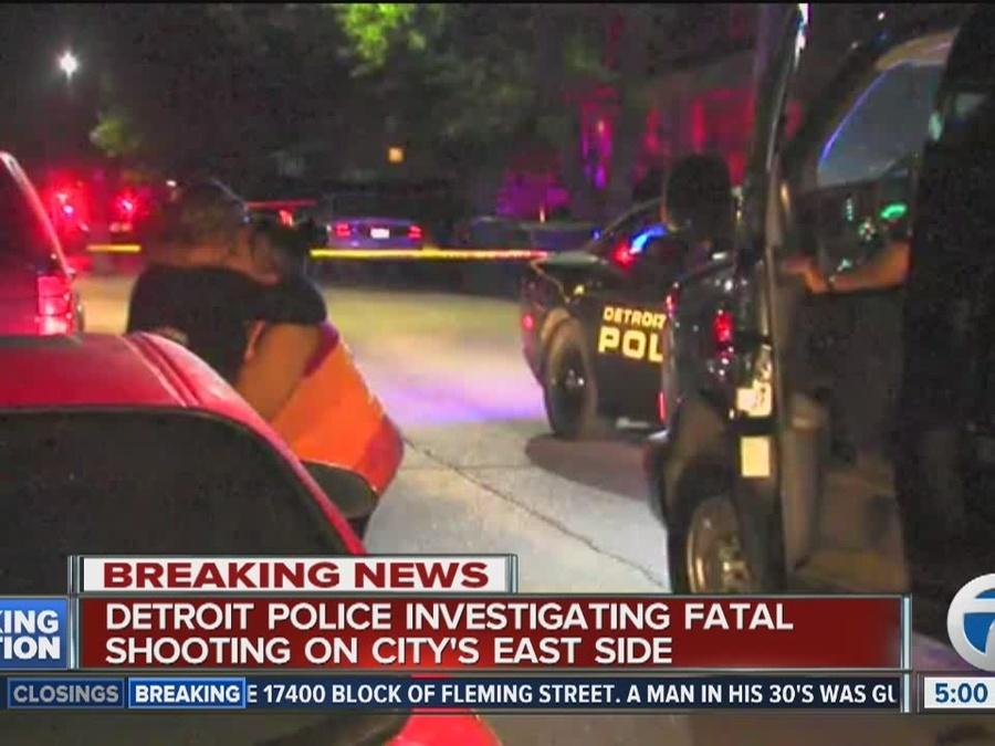 Police investigating fatal shooting on city's east side