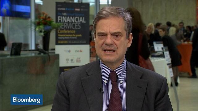 Lorenzo Bini Smaghi: ECB Is Doing What's Needed