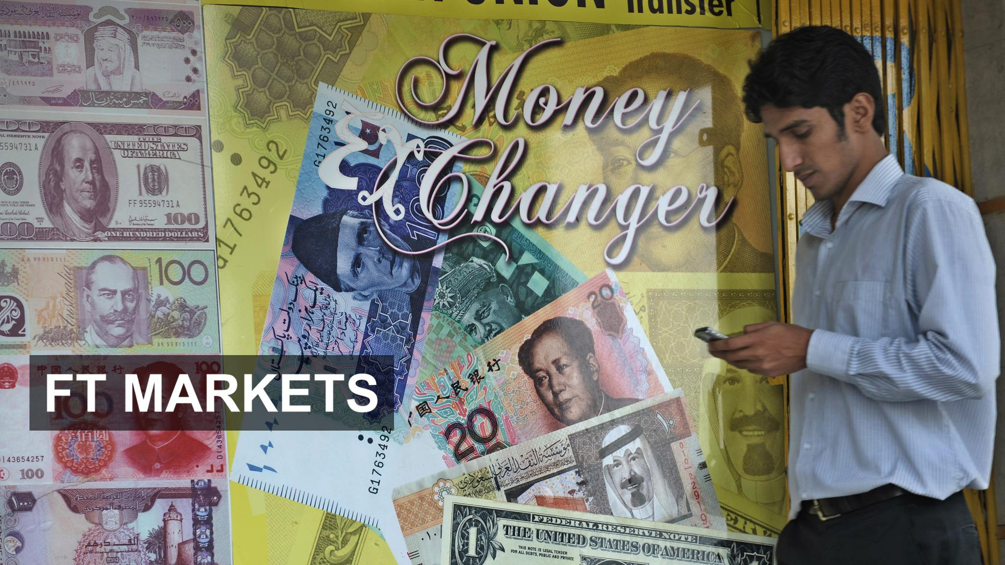 Domestic boost for EM currencies