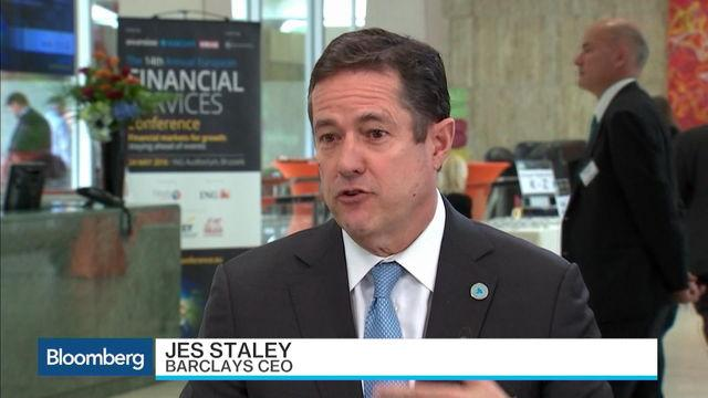 Barclays CEO: Markets Impacted By Brexit Uncertainty