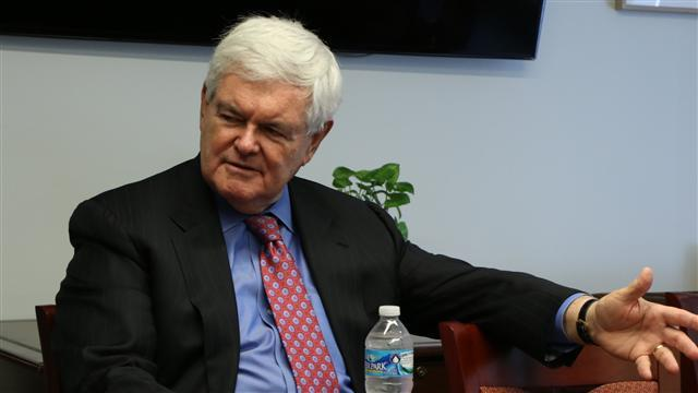 Gingrich: Trump to Reach Out to Young, Minority Voters