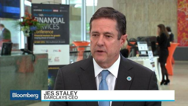 What Are Investors Asking Barclays CEO Staley Most?