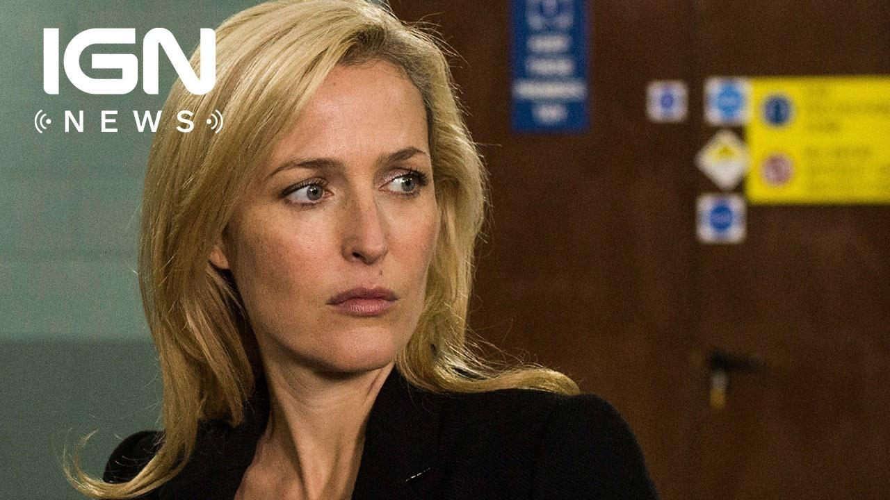 Gillian Anderson Wants to be the Next James Bond - IGN News