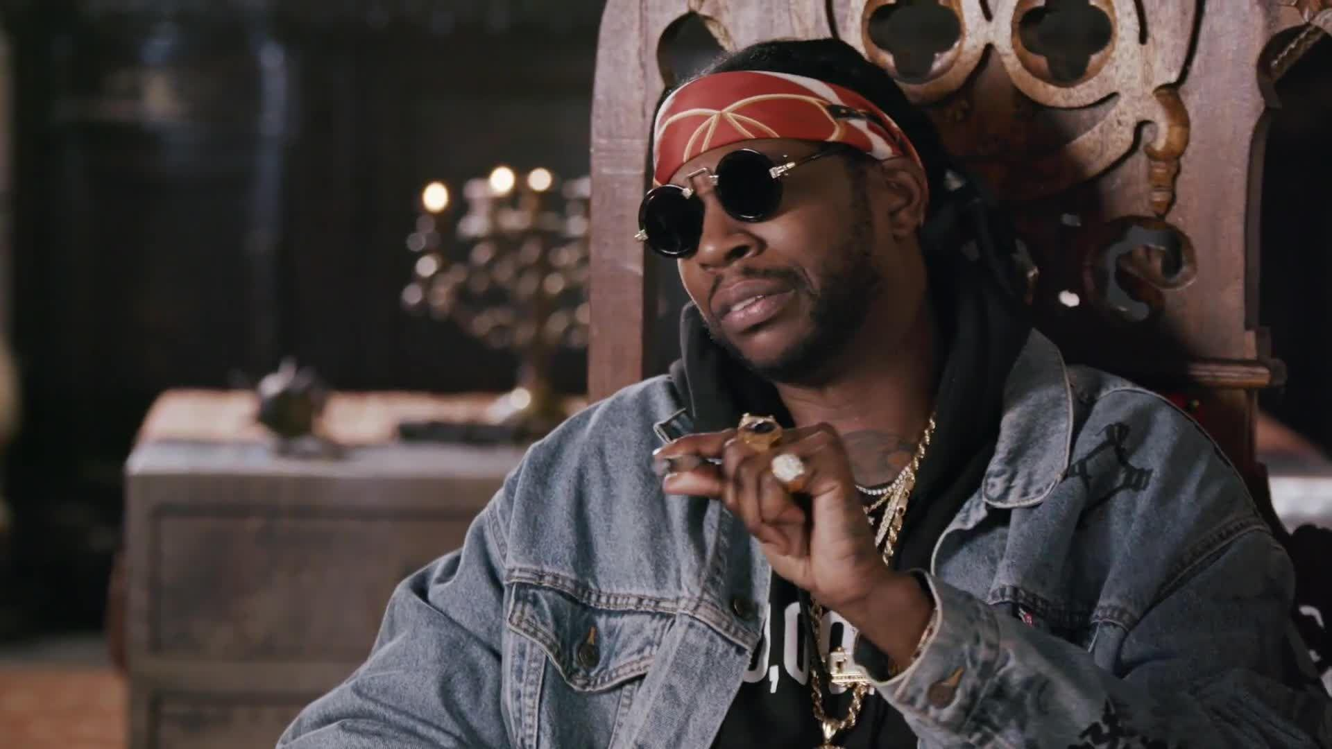 Most Expensivest Shit: 2 Chainz Gets High with $500k of Bongs and Dabs