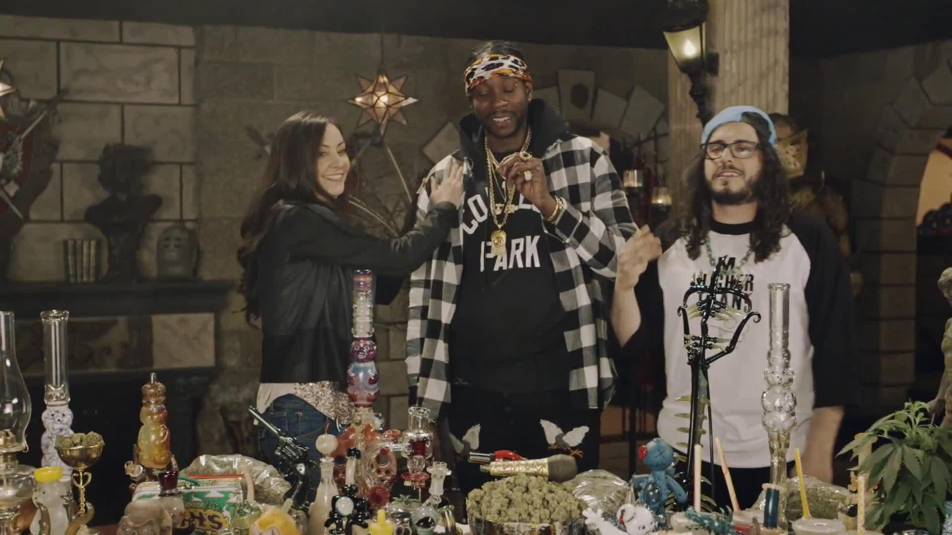 2 Chainz and the 3 Stages of Getting High | Most Expensivest Shit | GQ