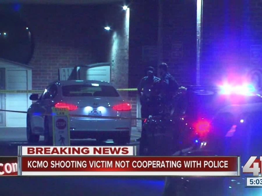 Man in stable condition after KCMO shooting