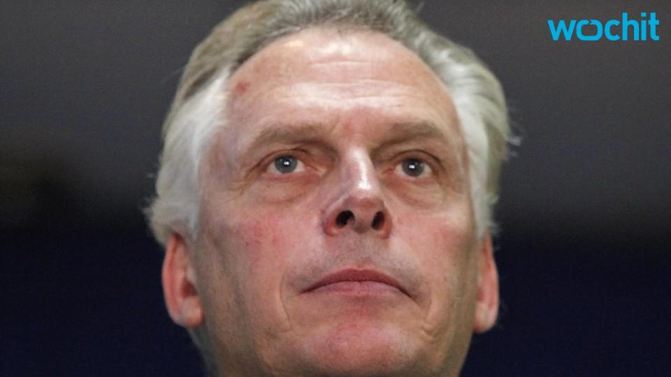 Clinton's Latest Controversy Involves Terry McAuliffe